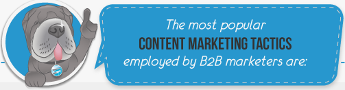 Content Marketing is Hot! [InfoGraphic]